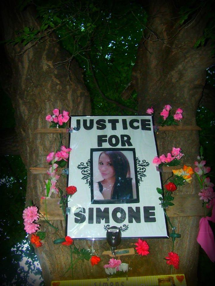 Justice for Simone Sanderson